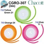 Chacott Gradation Rope, Outer-color (Nylon) (3 m) 301509-0007-58