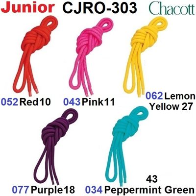 Chacott Junior Gym Rope (Rayon) (2.5 m) 301509-0003-98