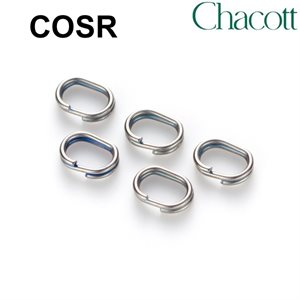 Chacott Oval Split Rings 301502-0022-98