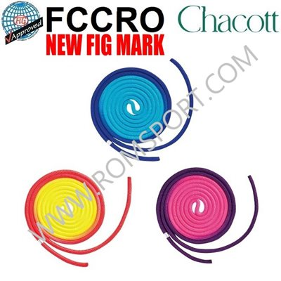 Chacott Combination Color Rope (Nylon) (3 m) 301509-0011-98