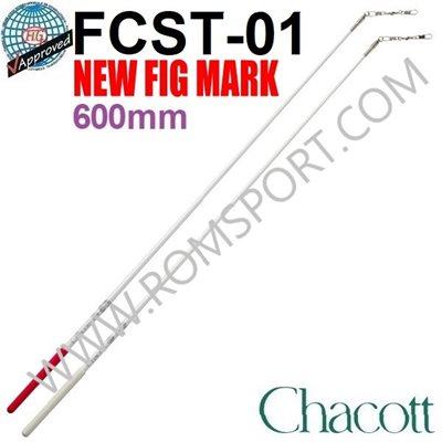 Chacott Rubber Grip Stick (Standard) (600 mm) 301501-0001-98