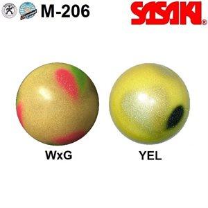 Sasaki Stardust Tri-color Ball (18.5 cm) M-206