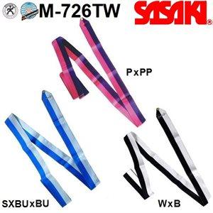 Sasaki Two-Tone Ribbon (6 m) M-726TW