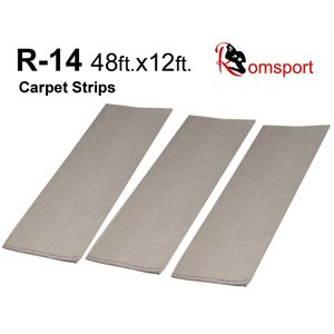 ROMSPORTS RT-14-48X12 RG CARPET STRIPS