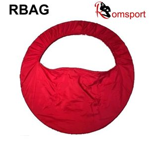 Romsports Red Gymnastics Set Bag RBAG-RD