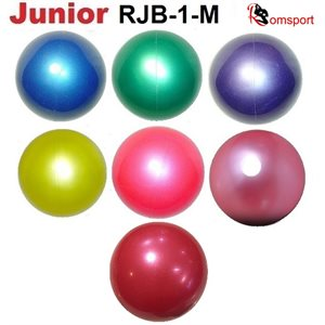 Romsports Metallic Junior Ball (16 cm) RJB-1-M