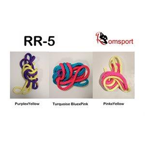Romsports Corde Souple à Deux Couleurs RR-5