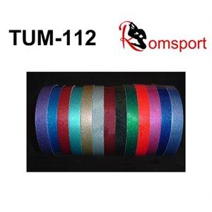"Romsports Ultra Metallic Adhesive Tape (75' x 1 / 2"") TUM-1 / 2"