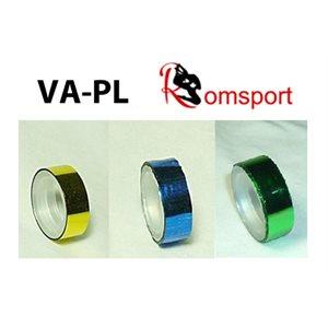 "Romsports Metallic Adhesive Tape (9' x 1 / 2"") VA-PL"